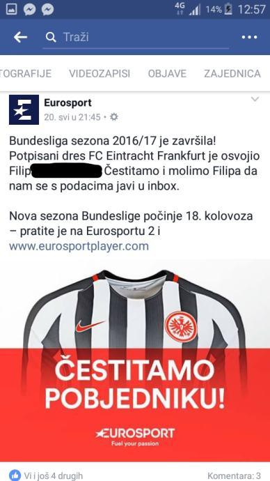 Vecernji List Frankfurt