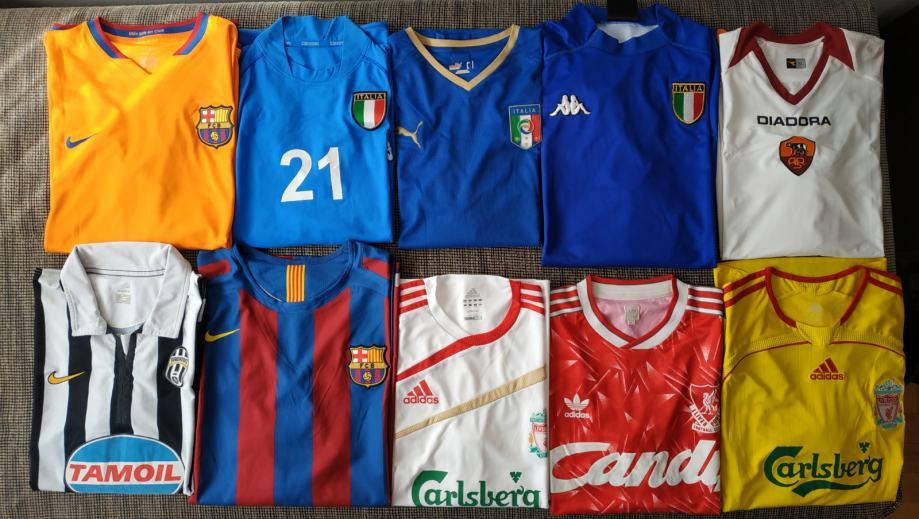 Nogometni sportski dresovi /// veličine L XL XXL