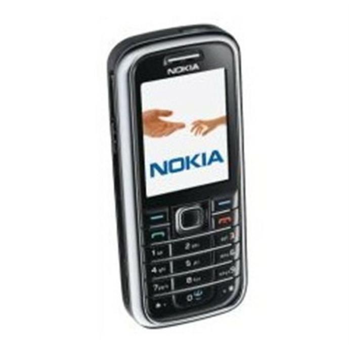 Nokia 6233 crna