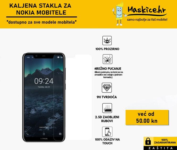 ►Kaljeno staklo za Nokia mobitele◄