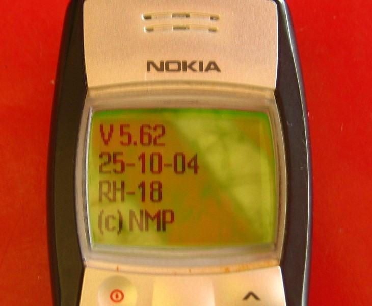 "MOBITEL ""NOKIA"" 1100 BOCHUM GERMANY-CODE 0512352"