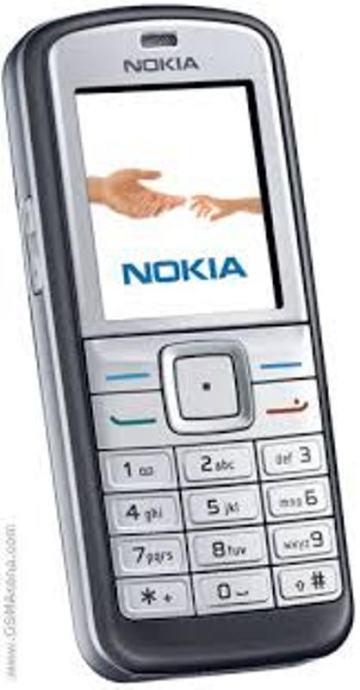 Mobitel NOKIA - 6070 radi na mreže 091 i 092    Karlovac