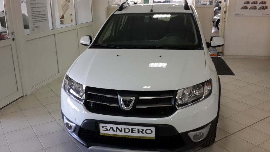 dacia sandero stepway dci 90 prestige 2014 god. Black Bedroom Furniture Sets. Home Design Ideas