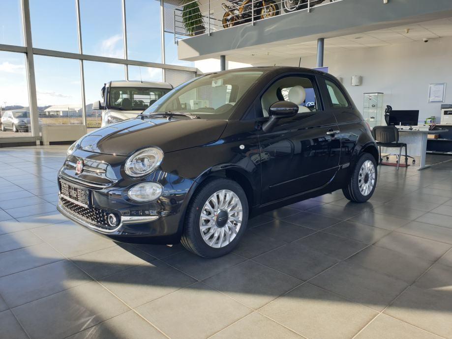 Fiat 500 1.2 8v Lounge MTA, automatik - DOSTUPNO ODMAH !!!