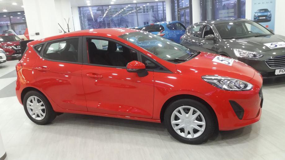 Nova Ford Fiesta | Krainc auto