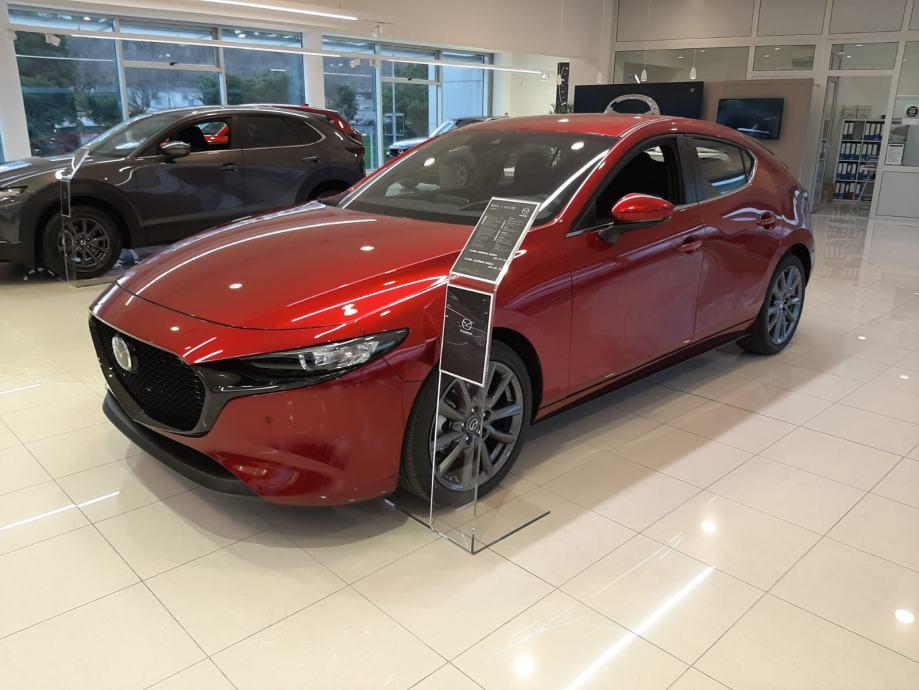 Mazda 3 G122 Plus/Style
