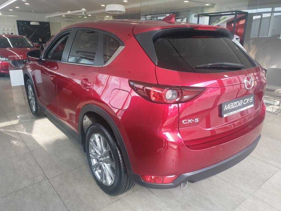 Mazda CX-5 G165 AT ATTRACTION - Automatski mjenjač