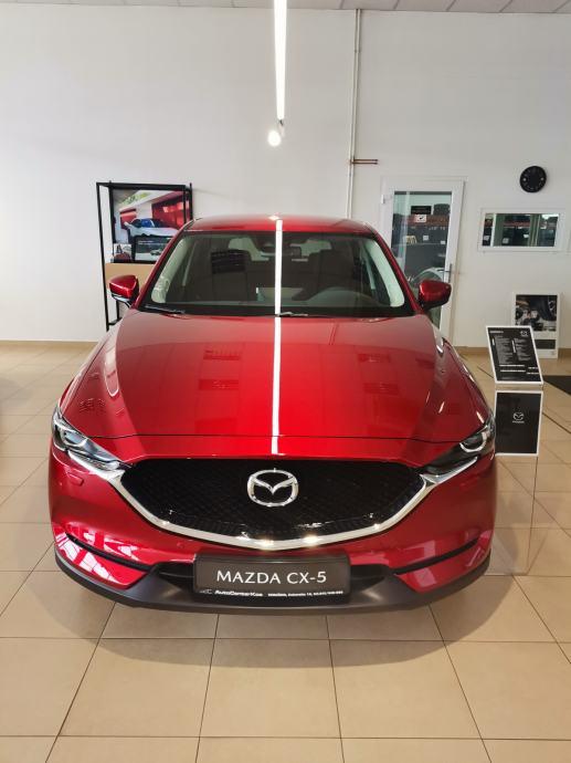 Mazda CX-5 G165 ATTRACTION