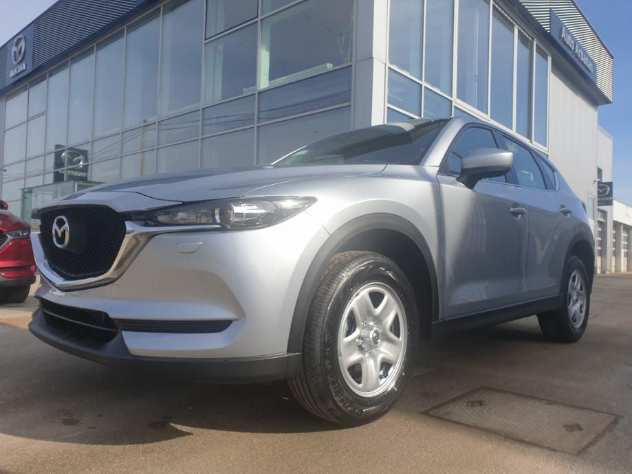 Mazda CX-5 G165  - benzinski modeli - boja vozila po izboru!