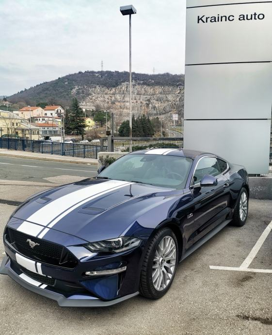 Mustang Mca Gt Fastback 5 0 Gt 451ks Coupe 2019 God
