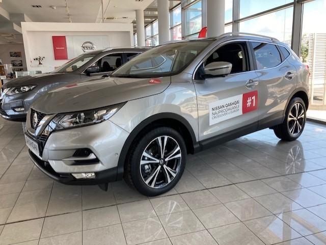 Nissan Qashqai 1,3 160 DCT Automatik Nconnecta + ProPilot