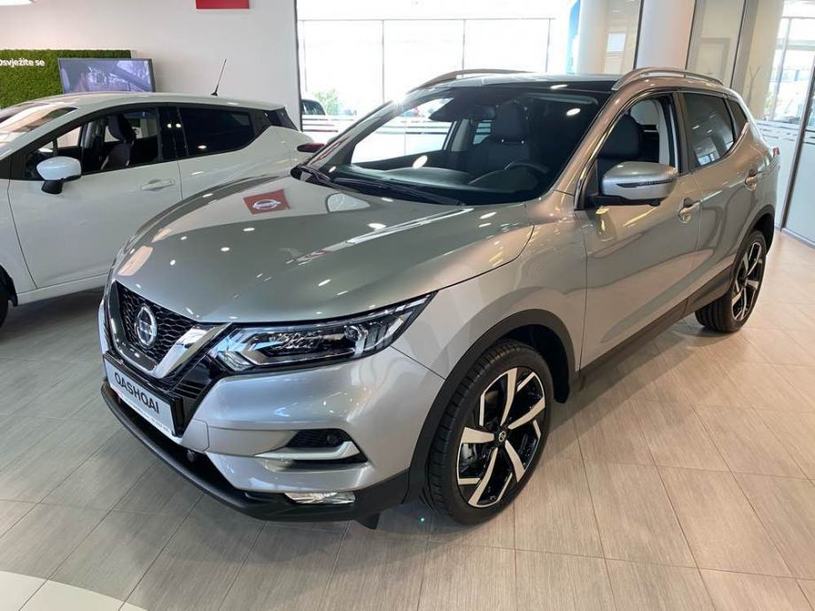 Nissan Qashqai 1.3 AUTOMATIK TEKNA ***UŠTEDA 25.000 kn***