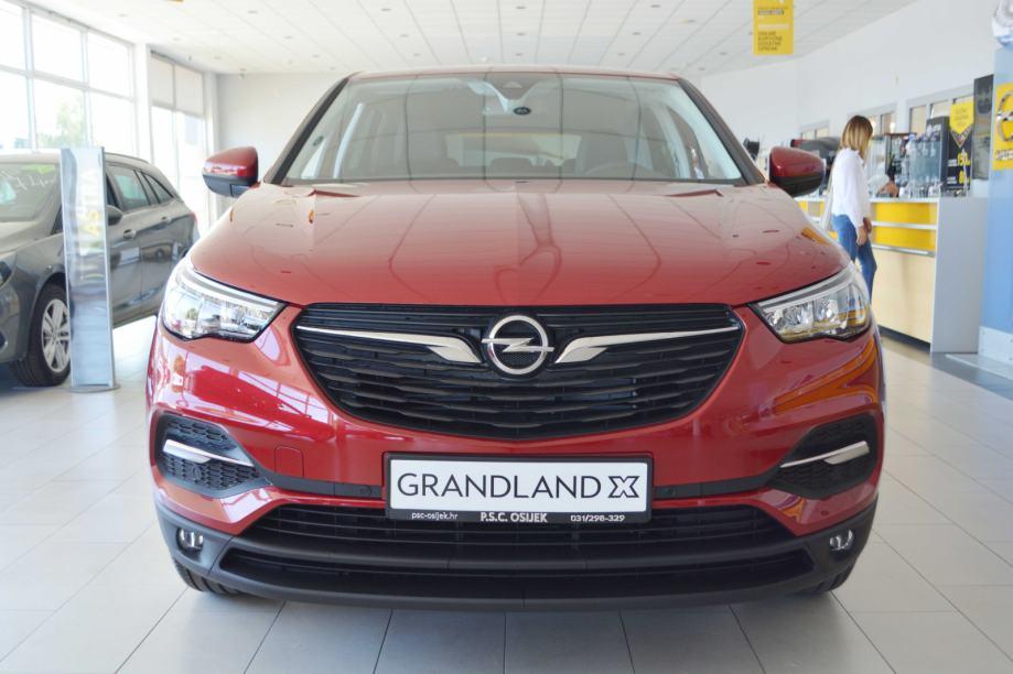 Opel Grandland X 1,2 TURBO ENJOY *NOVO VOZILO*