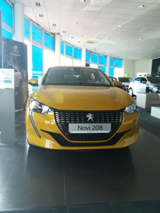 Peugeot Novi  208 1,2 PureTech  ACTIVE BUSINESS  75KS  AKCIJA !!!