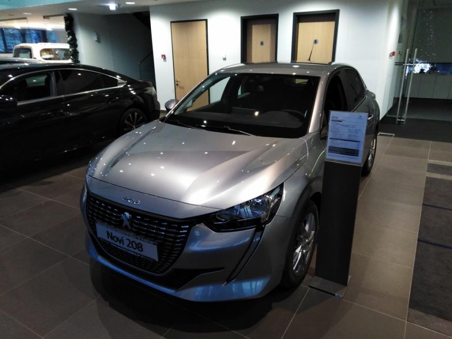 Peugeot NOVI 208 Active 1,2 PureTech 75