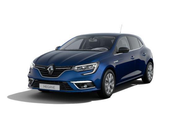 Renault Megane LIMITED Blue dCi 115