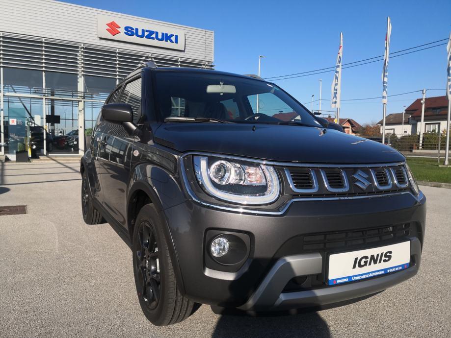Suzuki Ignis 1,2 GLX ELEGANCE HYBRID - NOVI MODEL