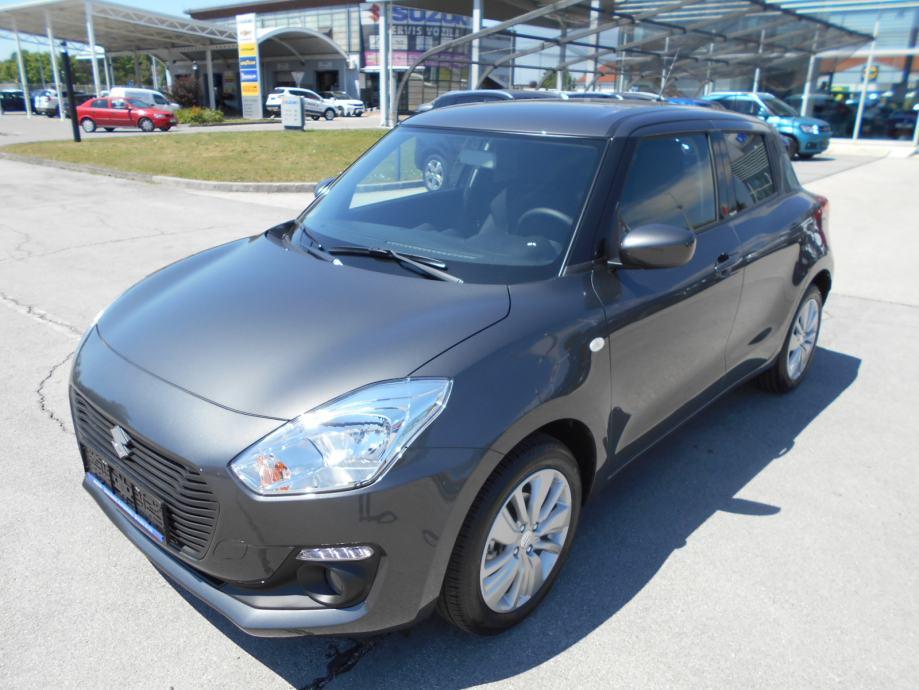 Suzuki Swift 1,2 GL+ HYBRID