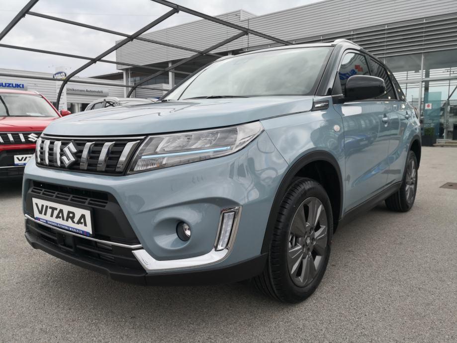Suzuki Vitara 1,4 GL+ Premium 2WD Hybrid 48V već od 1.659 kn mjesečno