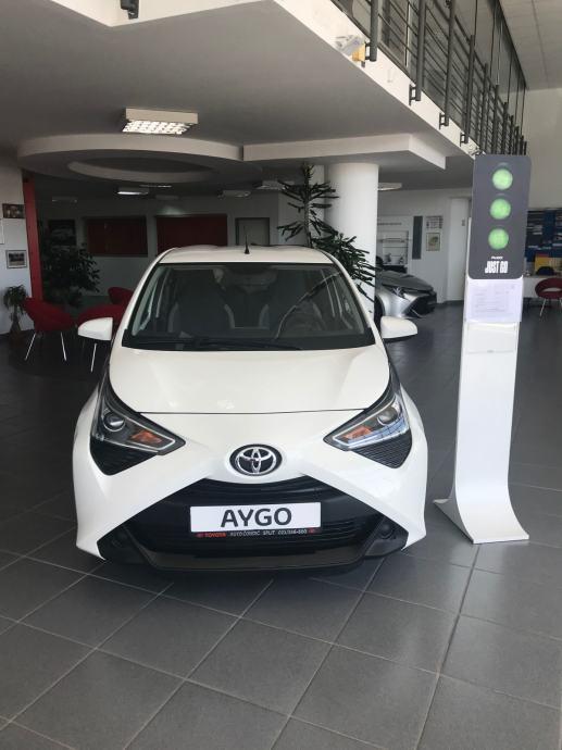 Toyota Aygo 1,0 X PLAY