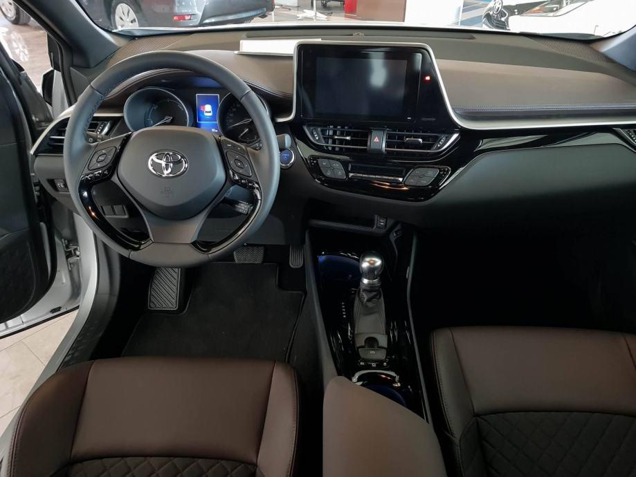Toyota C-HR 1,8 VVT-i Hybrid C-hic Popust 10.000 kn ...