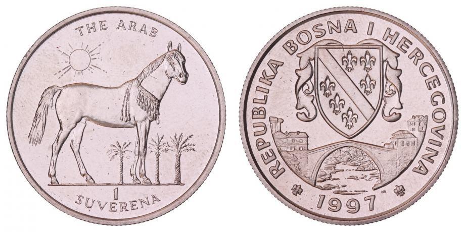 (52) BOSNA I HERCEGOVINA 1 suverena 1997.