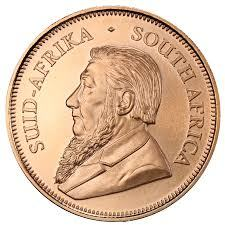 ZLATNIK KRUGERRAND JUŽNA AFRIKA 22K .916 33,93G ***DO 36 RATA** R1!