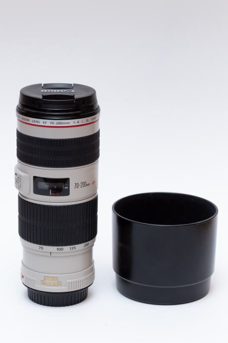 Canon EF 70-200mm f/4 L IS