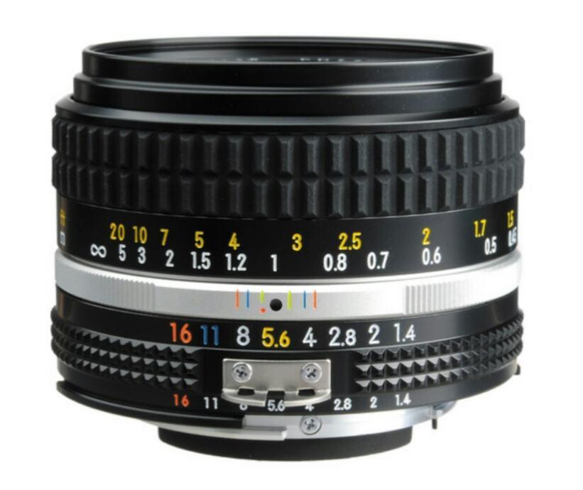 Nikkor 50mm 1.4 IF