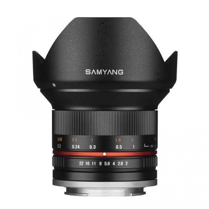 Samyang 12mm f/2 Sony E-mount