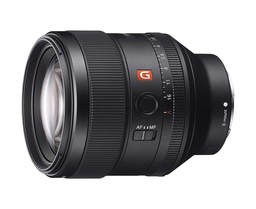 Sony FE 85mm f/1.4 GM Lens e-mount
