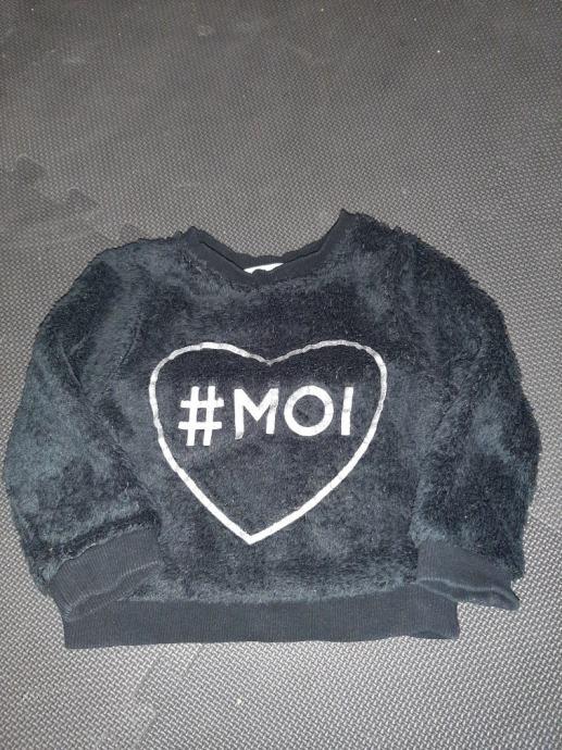 H&M topla mucasta majica