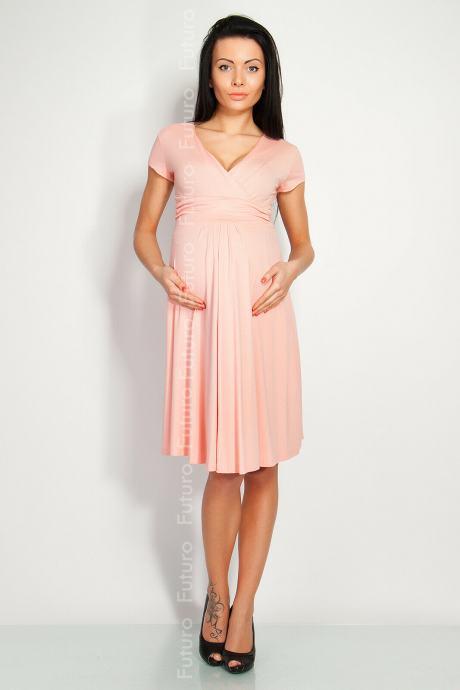 Nova haljina boje breskve maternity