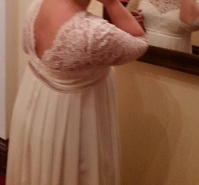 Vjenčanica i bunda