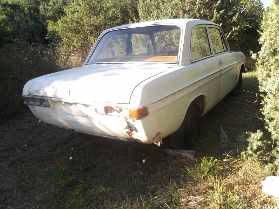 1969 Audi 60 (2 Vrata)!