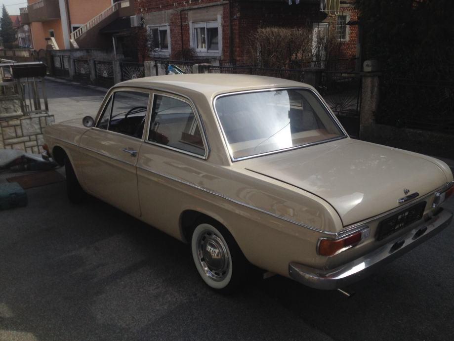 Audi 60 l 1970 god. Moguće različite zamjene