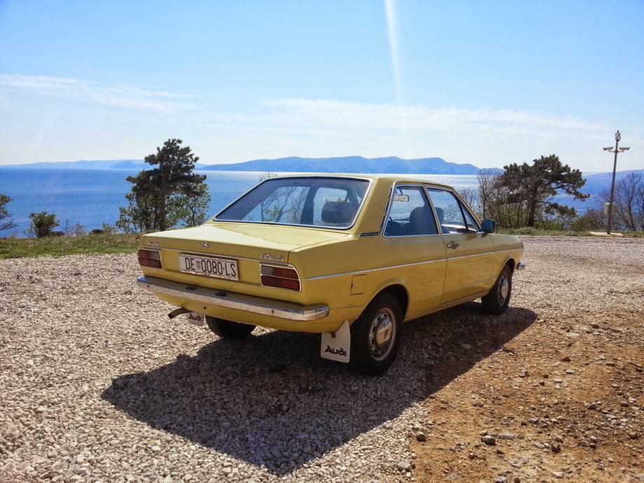 Audi 80 LS B1 1973. registriran do 05/16