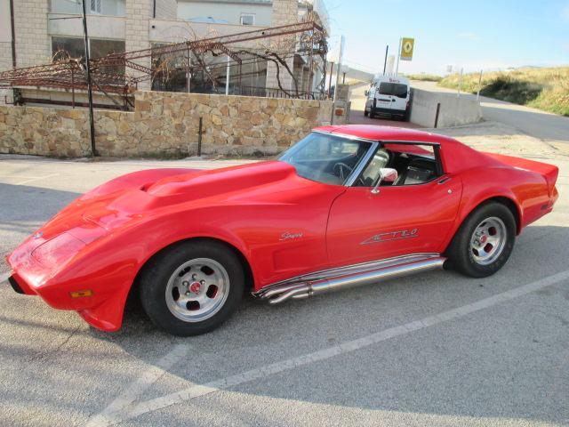 Chevrolet Corvette Stingray >> Chevrolet Corvette Stingray