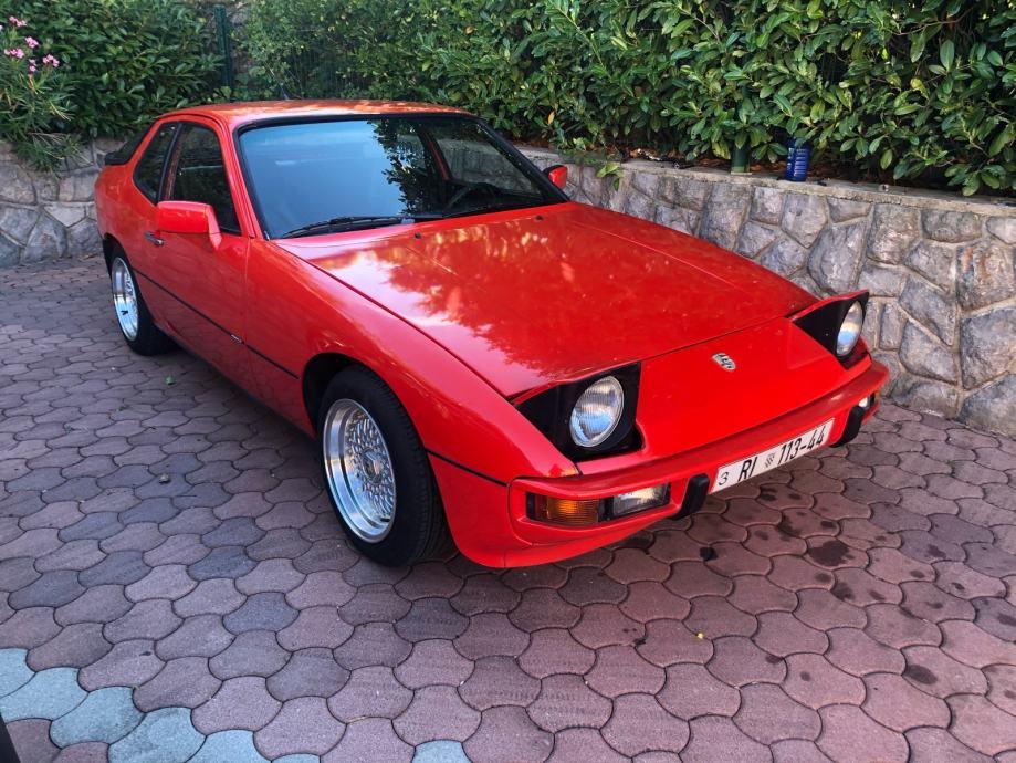 Porsche 924 1979