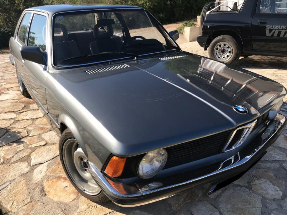 Prodajem vrlo povoljno BMW Seija 3 E21, 316 Coupe!!!