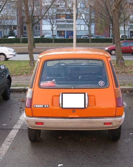 Renault 5 HITNO reg. godinu dana