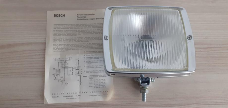Bosch halogena svijetla za maglu 0 305 554 001