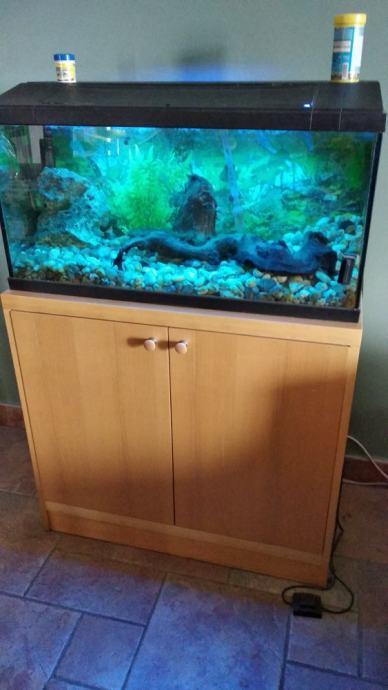 Akvarij 90 litara