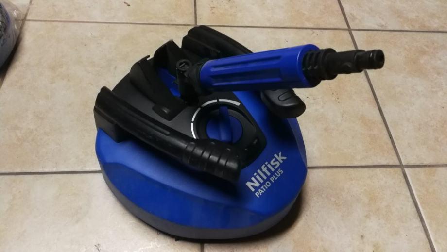 Nilfisk četke za čišćenje podova, tepiha