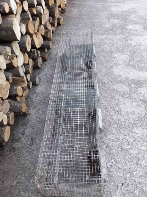Kavezi-gajbe za uzgoj činčila