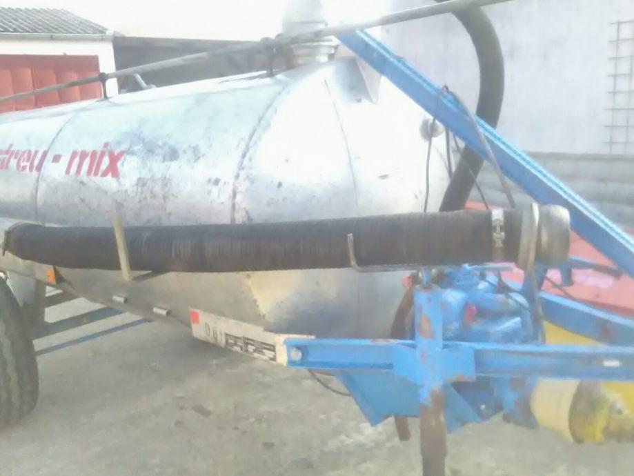 Cisterna za gnojnicu STREU MIX
