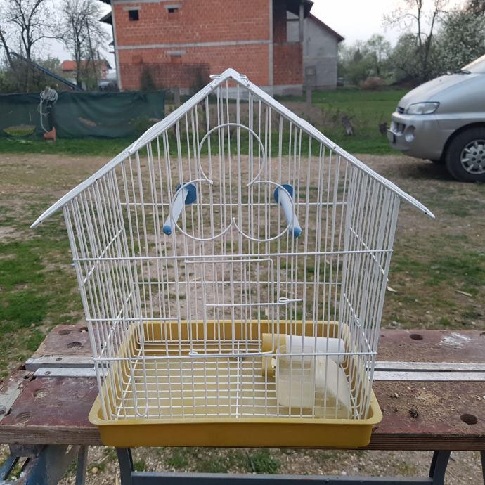 Kavez za manje papagaje ili kanarince
