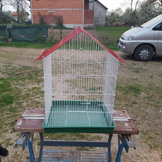 Kavez za veceg papagaja