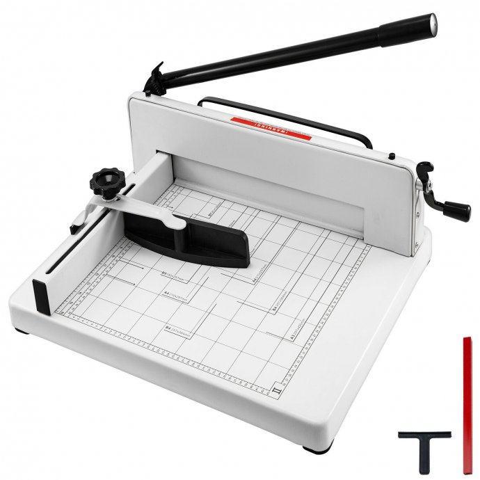 Mehanički stolni stroj za rezanje papira - giljotina - A3 format NOVO!