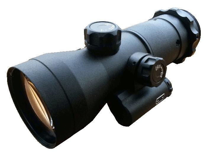 SWT Advance HRBW 34 Clip-On adapter za dnevne optike